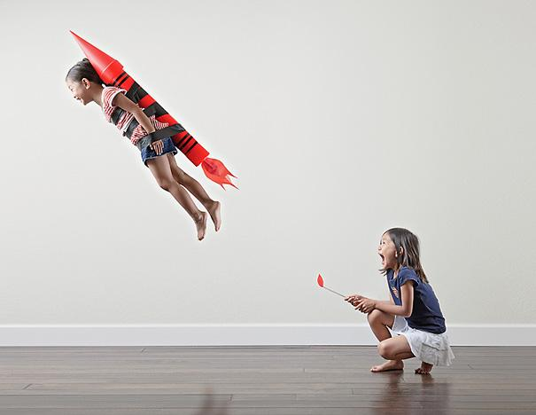 Awesome Creative Photos of Daughters